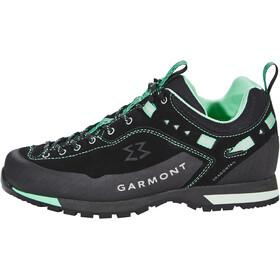 Garmont Dragontail LT Shoes Women Black/Light Green